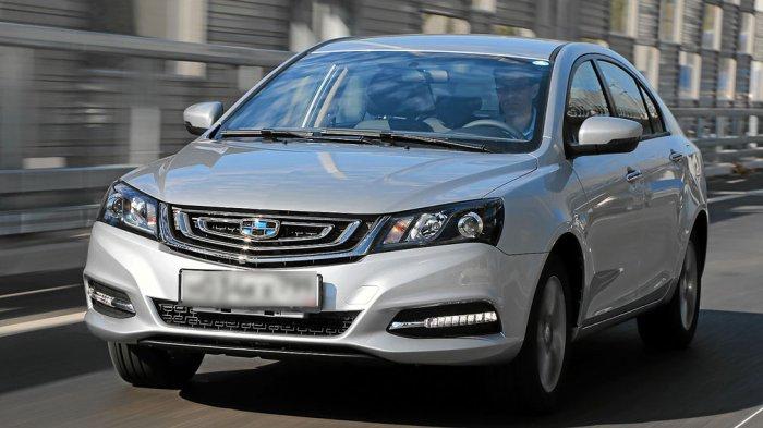Geely Emgrand 7 – доступный китайский седан для белорусов