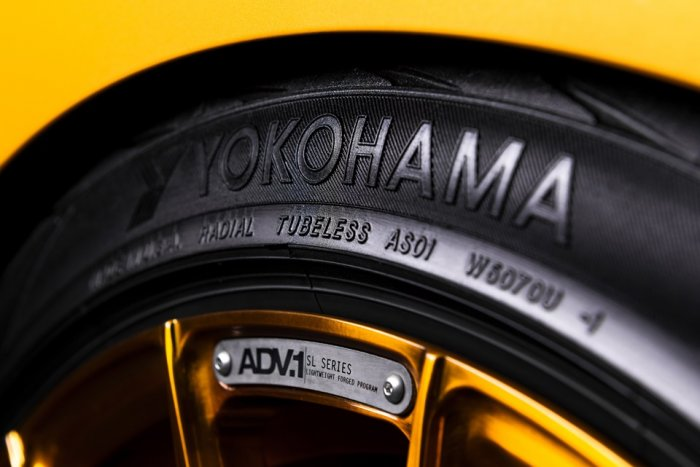 История компании Yokohama
