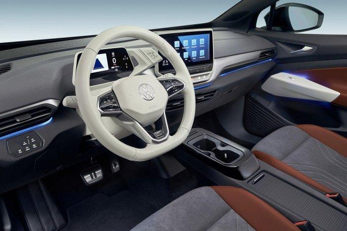 Обновления для новых моделей Volkswagen семейства ID