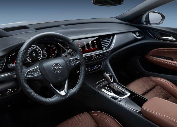 Просторный и динамичный - новый Opel Insignia Sports Tourer